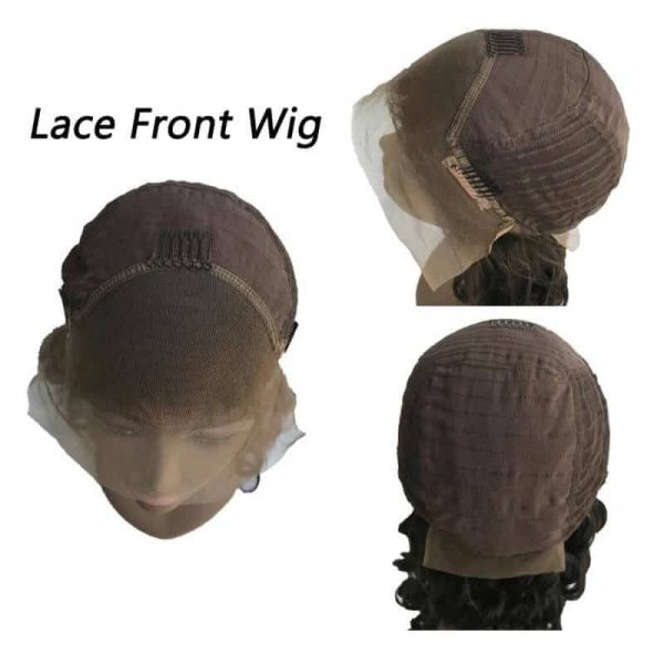 Lace-Front-Wig